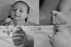 new born photography black and white