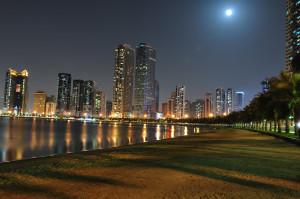Sharjah Nightscape