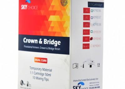 crown & bridge box